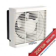 200'luk Çift Yönlü Panjurlu Fan (FÇYP-20)