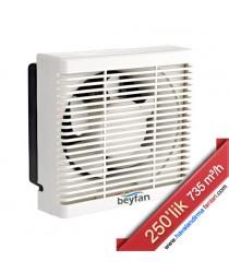 250'lik Çift Yönlü Panjurlu Fan (FÇYP-25)