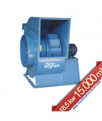 18.5 Kw 15000 m³ Konikli Orta Basınçlı Salyangoz Fan