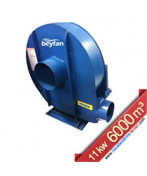 11 Kw 6000 m³ Orta Basınçlı Salyangoz Fan