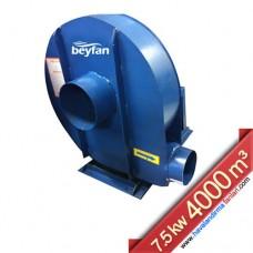 7.5 Kw 4000 m³ Orta Basınçlı Salyangoz Fan