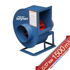 0.37 kw 1500 m³ Seyrek Kanatlı Salyangoz Fan