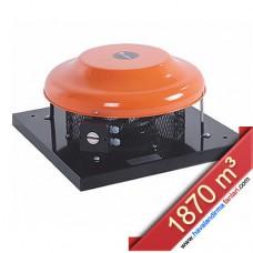 FCF 315 Yatay Atışlı Radyal Çatı Fanı (1870 m³)