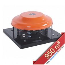 FCF 220 Yatay Atışlı Radyal Çatı Fanı (950 m³)