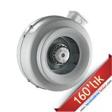 160'lık Yuvarlak Kanal Tipi Fan (LKT-160)